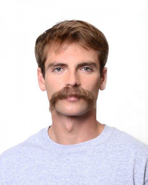 Extra Large Mustache