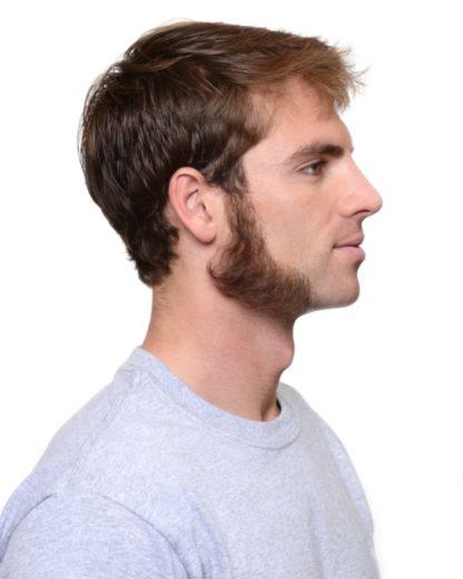 L Shape Sideburn